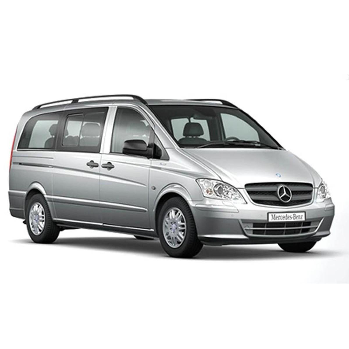 Mercedes Vito 2003 Sonrası Yan Sürgülü Cam Sol