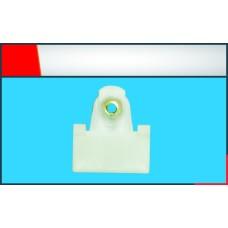 Universal Cam Kriko Kızak Plastiği Somunlu